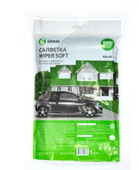 """Салфетка из микрофибры (40х40 см) """"GRASS"""" WIPER SOFT"""