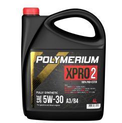 Моторное масло POLYMERIUM XPRO2 5W-30 A3/B4 4л