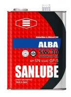 Масло моторное SANLUBE SYNTHETIC SN/GF-5 5W30 4л