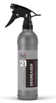 DEGREASER 21 Обезжириватель кузова, антисиликон 0.5л