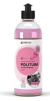 Матовая полироль-очиститель Politura 0.5л