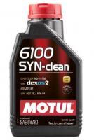 Масло моторное Motul 6100 SYN-Clean 5w30 1л