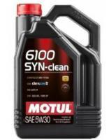 Масло моторное Motul 6100 SYN-Clean 5w-30 5л