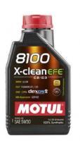 Моторное маслоMOTUL 8100 X-clean EFE 5W30, 1л