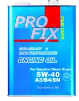 Моторное масло Profix 5W-40 SN/A3/B4,  4л