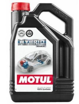 Масло моторное Motul Hybrid 0w12, 4л