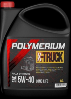Масло моторное POLYMERIUM X-TRUCK 5W-40 E7/E6 4L