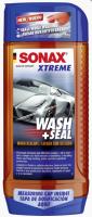 Ручной шампунь с гидрофобным эффектом SONAX XTREME Wash+Seal 500мл.