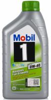 Моторное масло MOBIL 1 ESP X3 0W40  1L