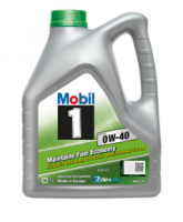Моторное масло MOBIL 1 ESP X3 0W40  4L