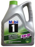 Моторное масло MOBIL 1 ESP 5W30  4L