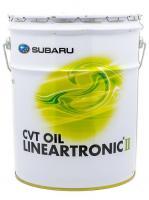 Масло вариатора SUBARU CVT OIL LINEARTRONIC II 20л
