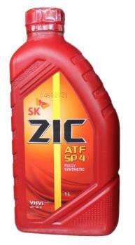 Масло трансмиссионное ZIC ATF SP 4, 1л