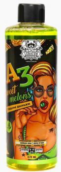 Шампунь для ручной мойки LERATON A3 Сладкие дыньки (Sweet melons) 473мл.