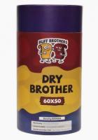 Микрофибра для сушки BUFF BROTHERS DRY BROTHER DARK BLUE 60x50