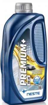 Масло моторное Neste Premium+ 5W40 1л