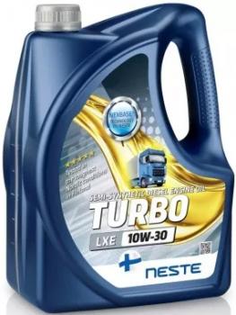 Масло моторное Neste Turbo LXE 10W30 4л