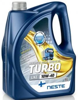 Масло моторное Neste Turbo LXE 10W40 4л
