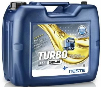 Масло моторное Neste Turbo LXE 15W40 20л