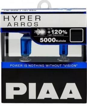 Лампа  PIAA HYPER ARROS (H7) (5000K) 2шт