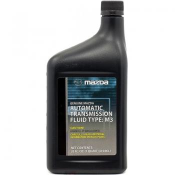 Жидкость для АКПП MAZDA ATF M-3  1л