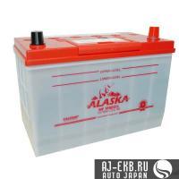 Аккумулятор  ALASKA MF 90 105D31L calcium +