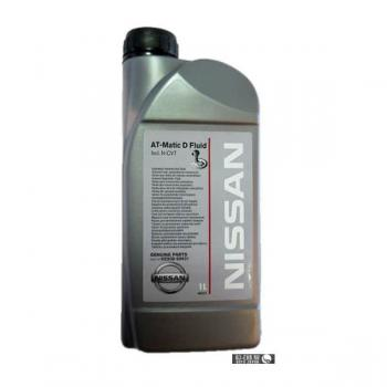 NISSAN AT-MATIC D FLUID