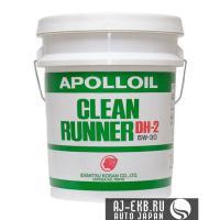 Моторное масло IDEMITSU Apolloil Clean Runner 5W-30 DH-2, 20 л