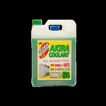 Антифриз  AKIRA COOLANT -50 зеленый 5л