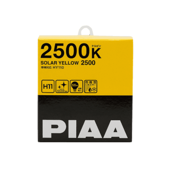 Лампа PIAA BALB SOLAR YELLOW 2500K (H11) 2шт