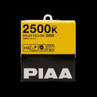 Лампа PIAA BALB SOLAR YELLOW 2500K (H3) 2шт