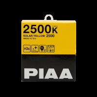 Лампа  PIAA BALB SOLAR YELLOW 2500K  (H3C) 2шт