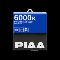 Лампа  PIAA BALB STRATOS BLUE 6000K  (H1) 2шт