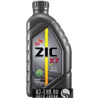 Дизельное моторное масло ZIC 5W-30  X7 Diesel CF/SL , 1л