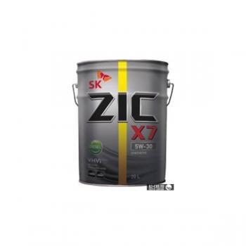 Дизельное моторное масло ZIC 5W-30  X7 Diesel CF-4, 20л