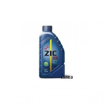 Моторное дизельное  масло ZIC 10W-40  X5 Diesel Cl-4, 1л