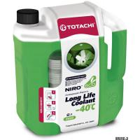 Антифриз TOTACHI SUPER LONG LIFE COOLANT GREEN   -40 C 2л