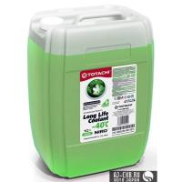 Антифриз TOTACHI SUPER LONG LIFE-40 C, COOLANT GREEN   10л