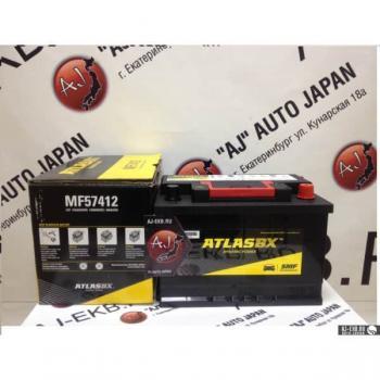 Аккумулятор ATLAS MF 57412L  74A/ч