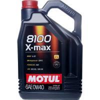 Моторное масло MOTUL 8100 X MAX 0w40, 4л
