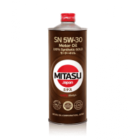 Масло моторное MITASU Gold 5W30 SN 1 л