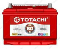 Аккумулятор TOTACHI CMF 80 а/ч 90D26 FL