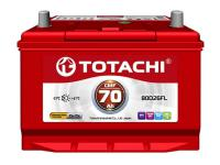 Аккумулятор TOTACHI CMF 70 а/ч 80D26 FL
