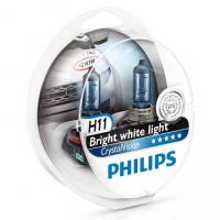 Автолампа Philips H11 Crystal Vision 4300K (2шт)