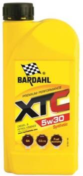 Моторное масло BARDAHL XTC 5W30 1л