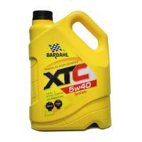 Моторное масло BARDAHL XTC 5W40 5л