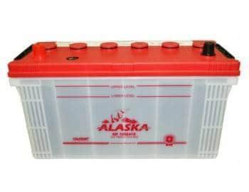 Аккумулятор ALASKA MF 100 105E41R calcium +