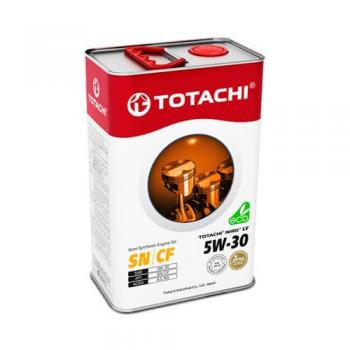Масло моторное TOTACHI NIRO  5W-30 Semi-Synthetic  4л