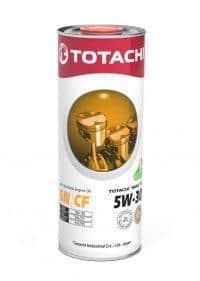 Масло моторное TOTACHI NIRO 5W-30 Semi-Synthetic  1л