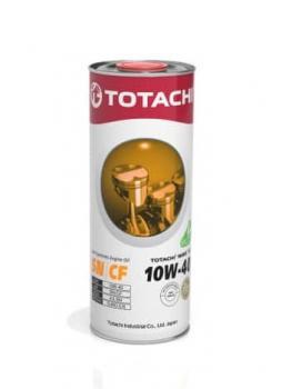 Масло моторное TOTACHI NIRO 10W-40 Semi-Synthetic  1л